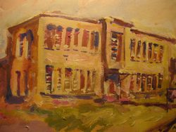 Painting of the Coeval Building