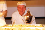 Chef Andrew Laurie Takes the Willie Park Cup at Global Murals Conference 2006